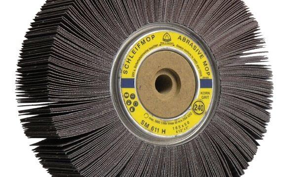 Abrasive Mops & Mop Discs